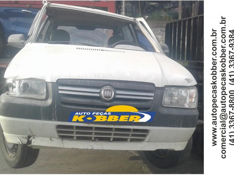 Fiat Uno Uno Mille Economy 2P 2013 Flex 2013 - Carro - Nosso